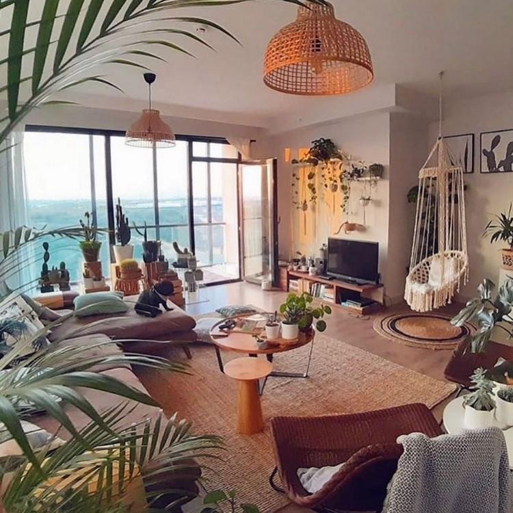 Attractive Bohemian Home Interior Design (7)
