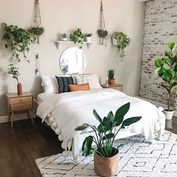 Enchanting Bohemian Bedroom Decor (1)