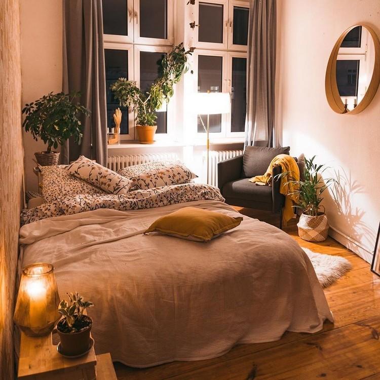 Enchanting Bohemian Bedroom Decor (10)