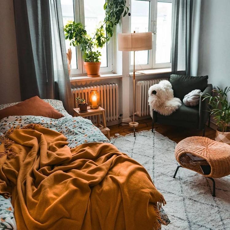 Enchanting Bohemian Bedroom Decor (14)