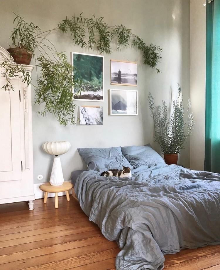 Enchanting Bohemian Bedroom Decor (18)