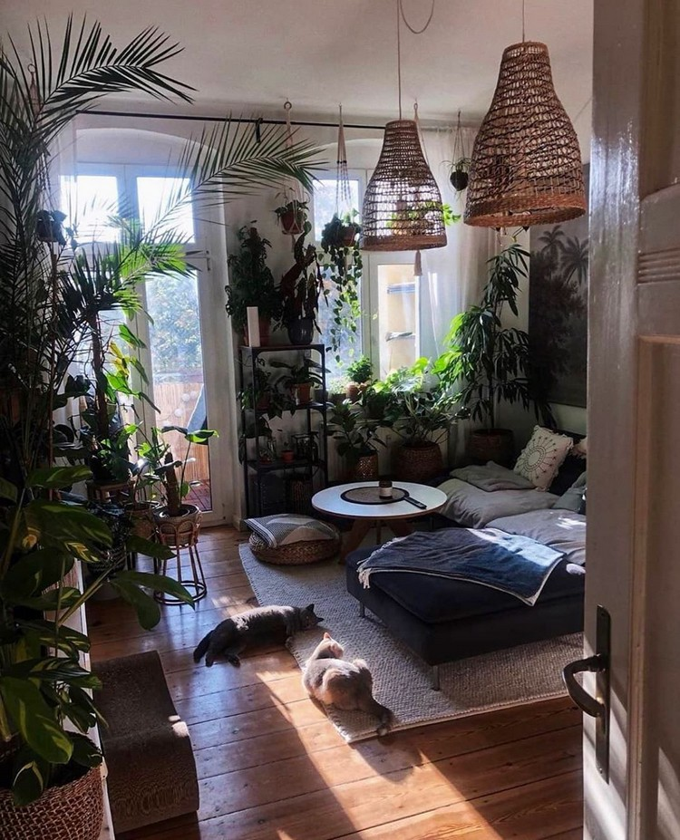 Enchanting Bohemian Bedroom Decor (20)