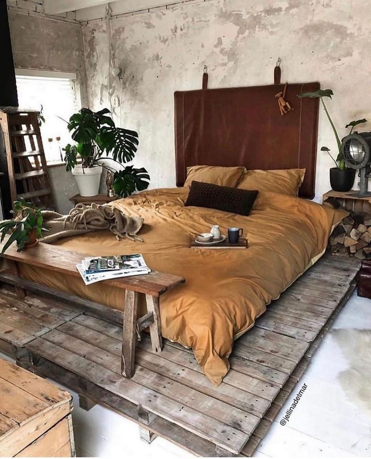 Enchanting Bohemian Bedroom Decor (25)