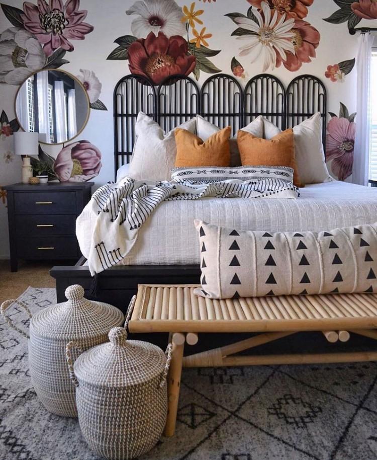 Enchanting Bohemian Bedroom Decor (4)
