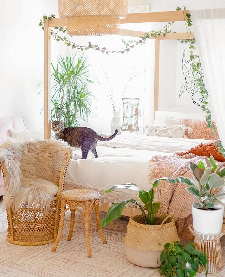 Enchanting Bohemian Bedroom Decor (5)